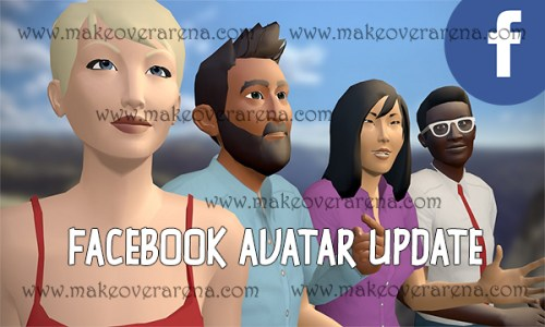 Facebook Avatar Update