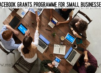 Facebook Grants Programme for Small Businesses