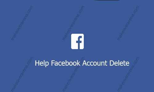 Help Facebook Account Delete