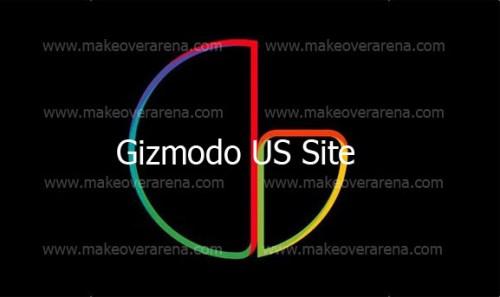 Gizmodo US Site