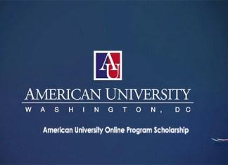 American University Online Program Scholarship