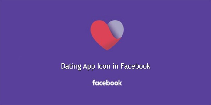 Dating App Icon in Facebook
