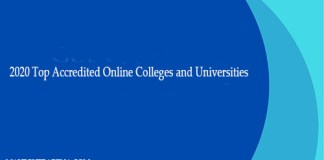 2020 Top Accredited Online Colleges and Universities