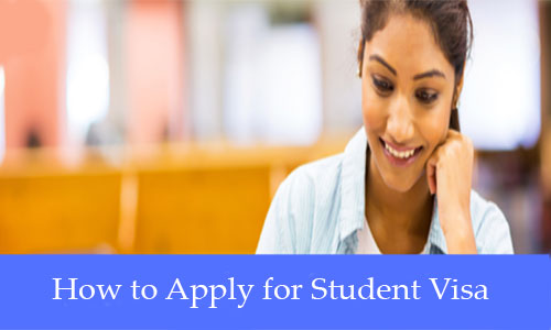 How to Apply for Student Visa
