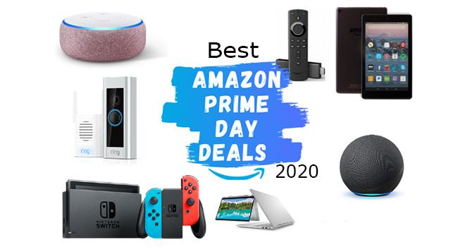 Best Amazon Prime Day Deals 2020