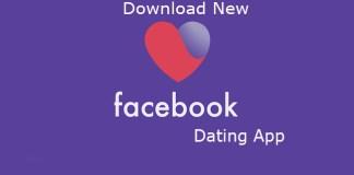 Download New Facebook Dating App