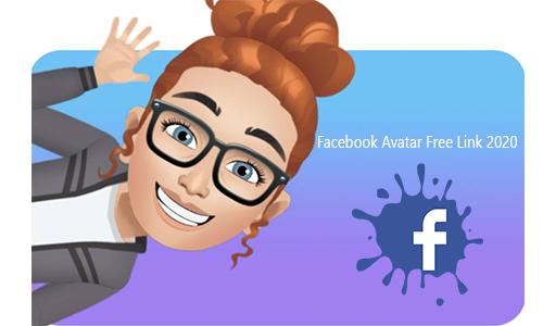 Facebook Avatar Free Link 2020