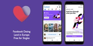 Facebook Dating Land in Europe Free for Singles