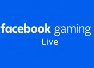 Facebook Gaming Live
