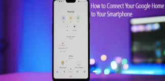 How to Connect Your Google Home to Your Smartphone
