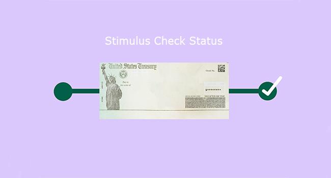 Stimulus Check Status