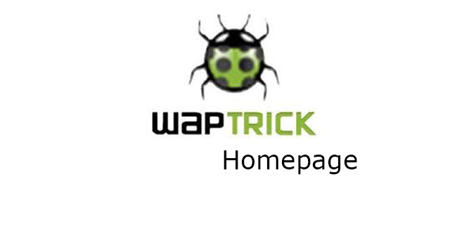 Waptrick Homepage