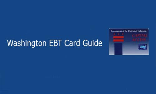 Washington EBT Card Guide