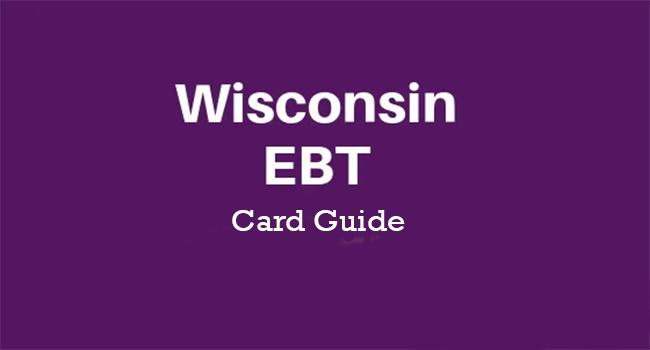 Wisconsin EBT Card Guide