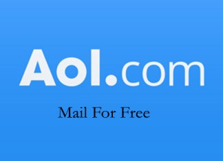 AOL Mail For Free