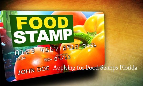 Applying for Food Stamps Florida