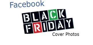 Facebook Black Friday Cover Photos