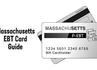 Massachusetts EBT Card Guide