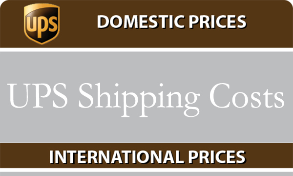 UPS Shipping Costs