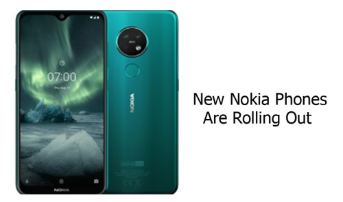 New Nokia Phones Are Rolling Out