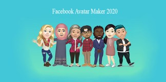 Facebook Avatar Maker 2020