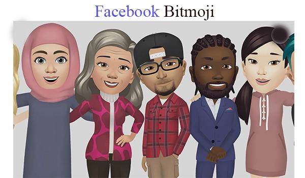Facebook Bitmoji