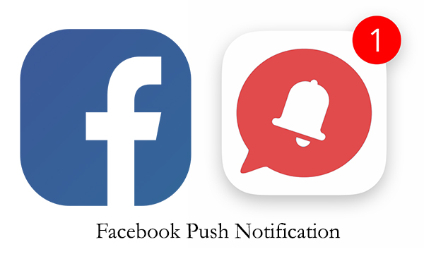 Facebook Push Notification