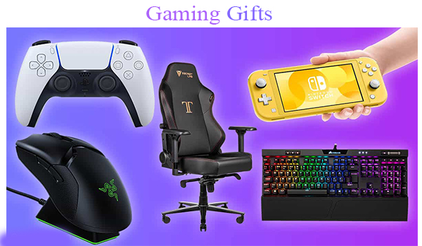 Gaming Gifts