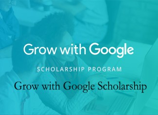 Grow with Google Scholarship