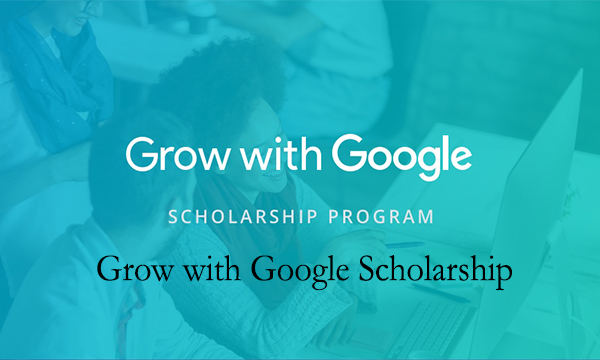 Grow with Google Scholarship
