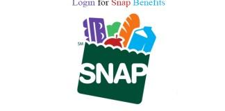 Login for Snap Benefits