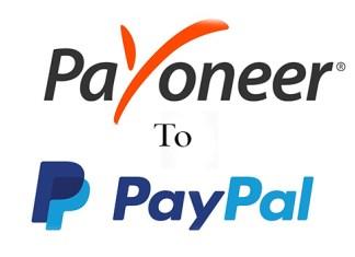 Payoneer to PayPal