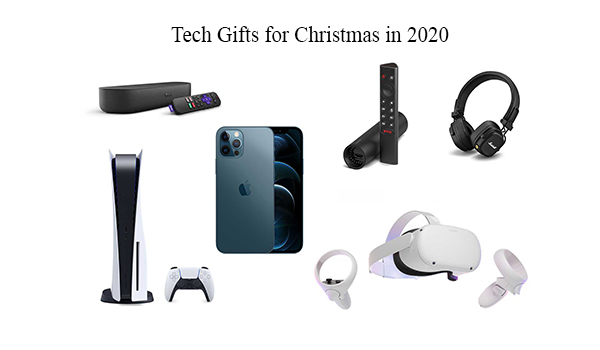 Tech Gifts for Christmas in 2020