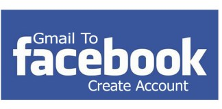 Gmail To Facebook Create Account
