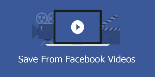 Save From Facebook Videos