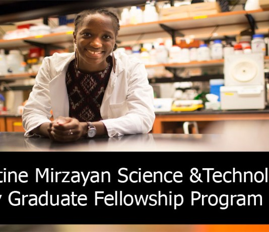 Christine Mirzayan Science &Technology Policy Graduate Fellowship Program 2021