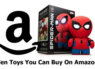 Ten Toys You Can Buy On Amazon