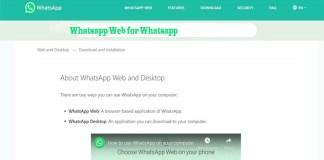 Whatsapp Web for Whatsapp
