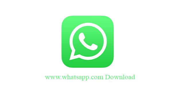 www.whatsapp.com Download