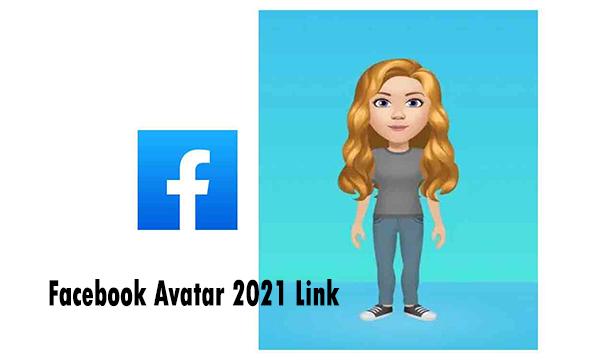 Facebook Avatar 2021 Link