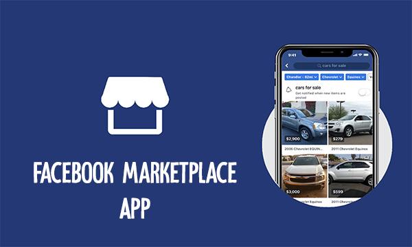 Facebook Marketplace App