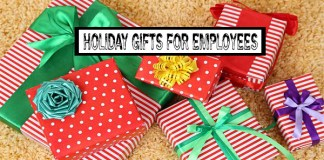 Holiday Gifts for Employees