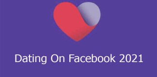 Dating On Facebook 2021