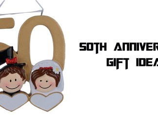 50th Anniversary Gift Ideas
