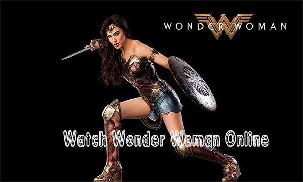 Watch Wonder Woman Online