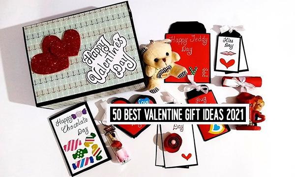 50 Best Valentine Gift Ideas 2021