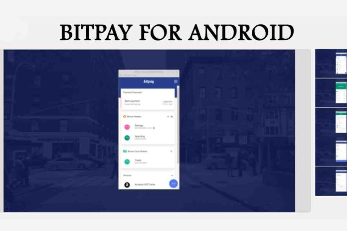 BitPay for Android