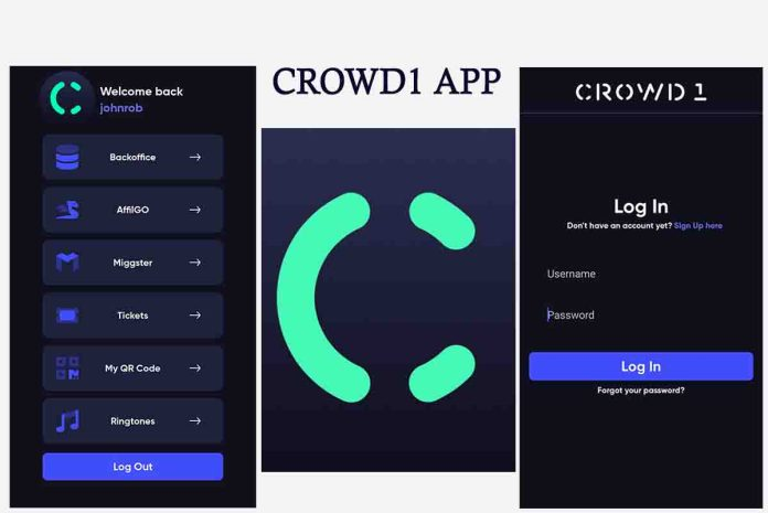 Crowd1 App