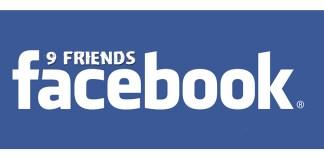 Facebook 9 Friends