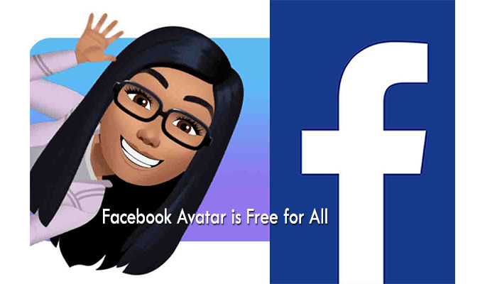Facebook Avatar is Free for All